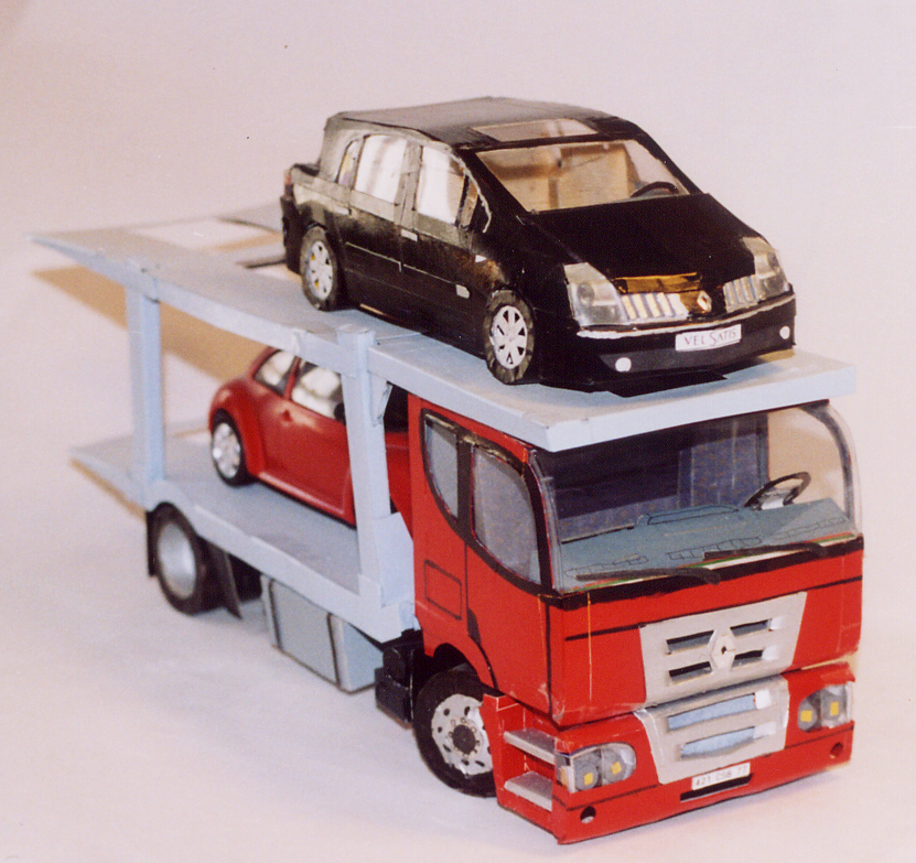 Afz Design Maquettes En Carton